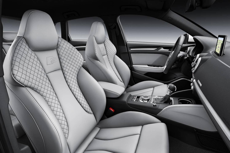 Audi A3 Sportback e-tron 1.4 TFSI PHEV Prestige 4dr Hatchback Interior. Sport Package Shown. (2018 model year shown)