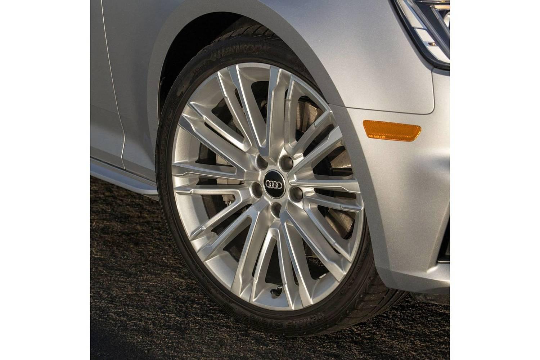 2018 Audi A4 2.0 TFSI Prestige quattro Sedan Wheel