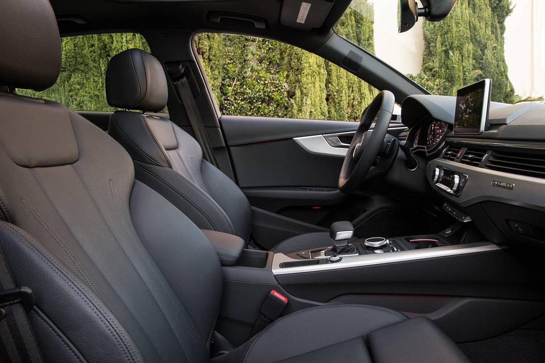 2018 Audi A4 2.0 TFSI Prestige quattro Sedan Interior Shown
