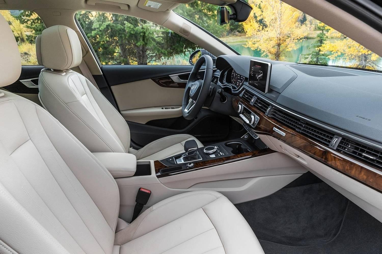 2018 Audi A4 allroad 2.0 TFSI Prestige quattro Wagon Interior Shown