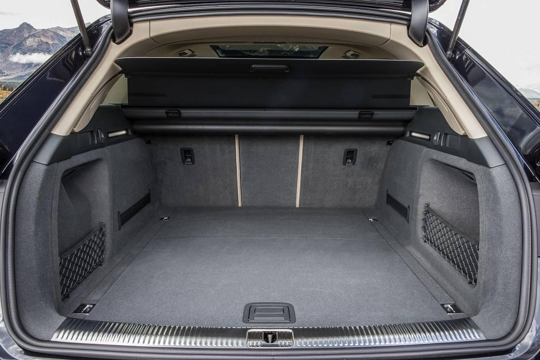 2018 Audi A4 allroad 2.0 TFSI Prestige quattro Wagon Cargo Area
