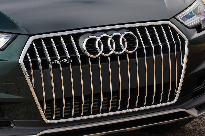 2018 Audi A4 allroad 2.0 TFSI Prestige quattro Wagon Front Badge