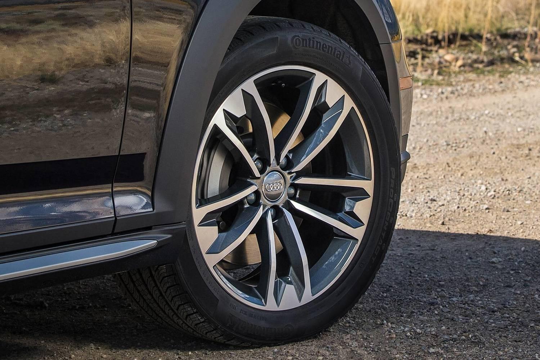 2018 Audi A4 allroad 2.0 TFSI Prestige quattro Wagon Wheel