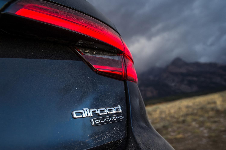 2018 Audi A4 allroad 2.0 TFSI Prestige quattro Wagon Rear Badge
