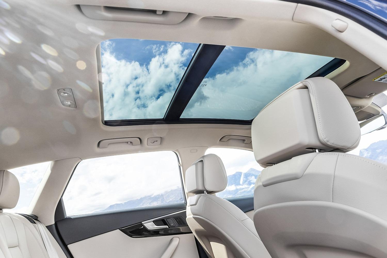 2018 Audi A4 allroad 2.0 TFSI Prestige quattro Wagon Interior Detail
