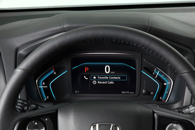 2018 Honda Odyssey Elite Passenger Minivan Gauge Cluster