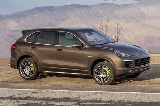 2018 Porsche Cayenne Hybrid