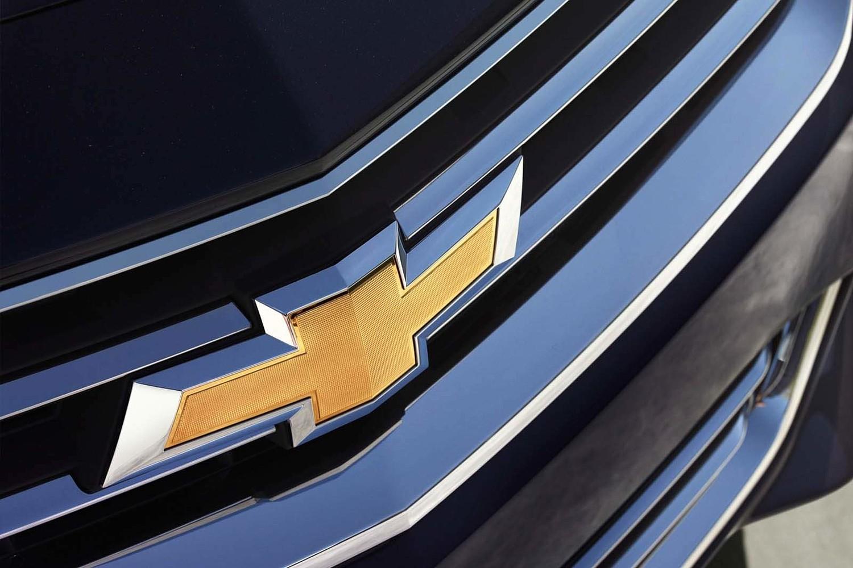 2018 Chevrolet Impala Premier Sedan Front Badge