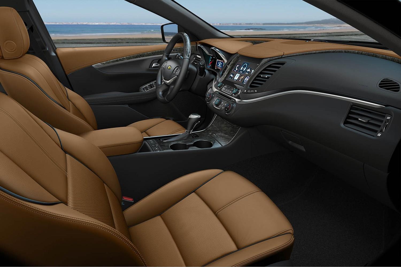 2018 Chevrolet Impala Premier Sedan Interior