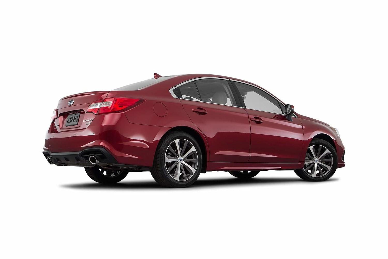 2018 Subaru Legacy 3.6R Limited Sedan Exterior
