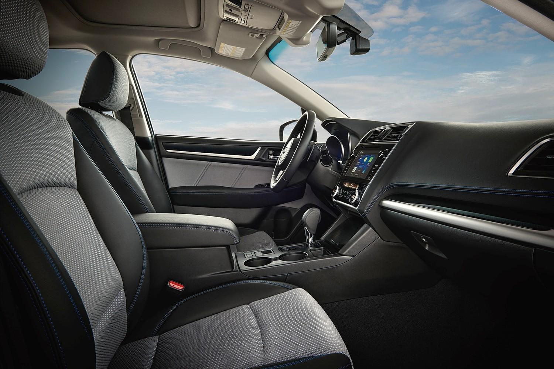2018 Subaru Legacy 3.6R Limited Sedan Interior Shown
