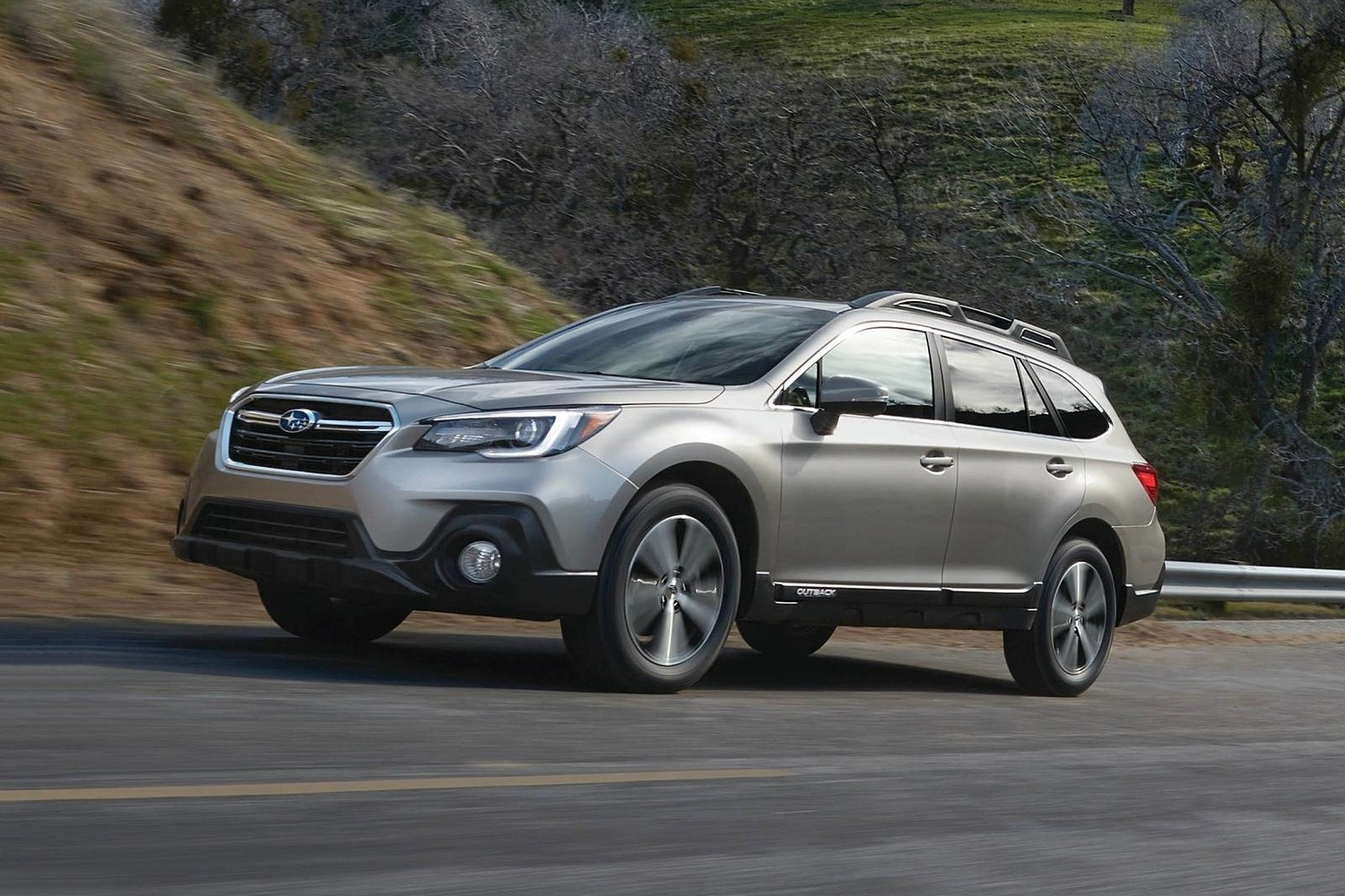 2018 Subaru Outback 3.6R Limited 4dr SUV Exterior Shown