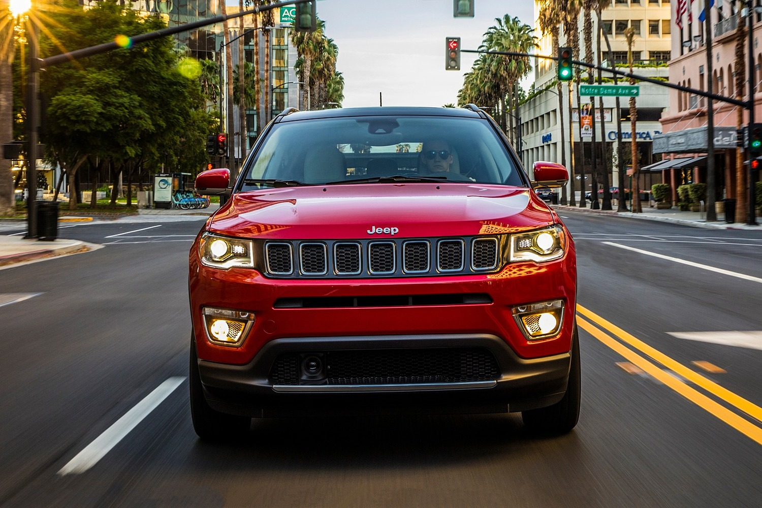 2018 Jeep Compass Limited 4dr SUV Exterior