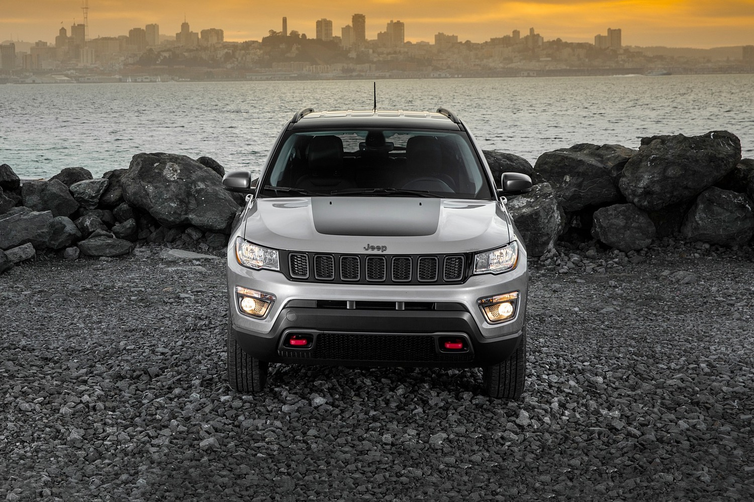 2018 Jeep Compass Trailhawk 4dr SUV Exterior