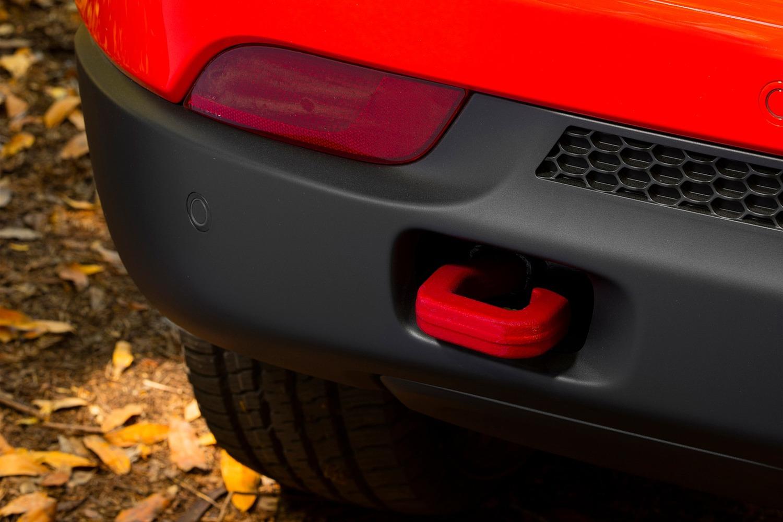 2018 Jeep Compass Trailhawk 4dr SUV Exterior Detail