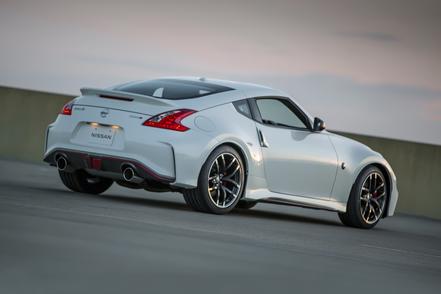 2018 Nissan 370z Nismo Tech Coupe Vehie