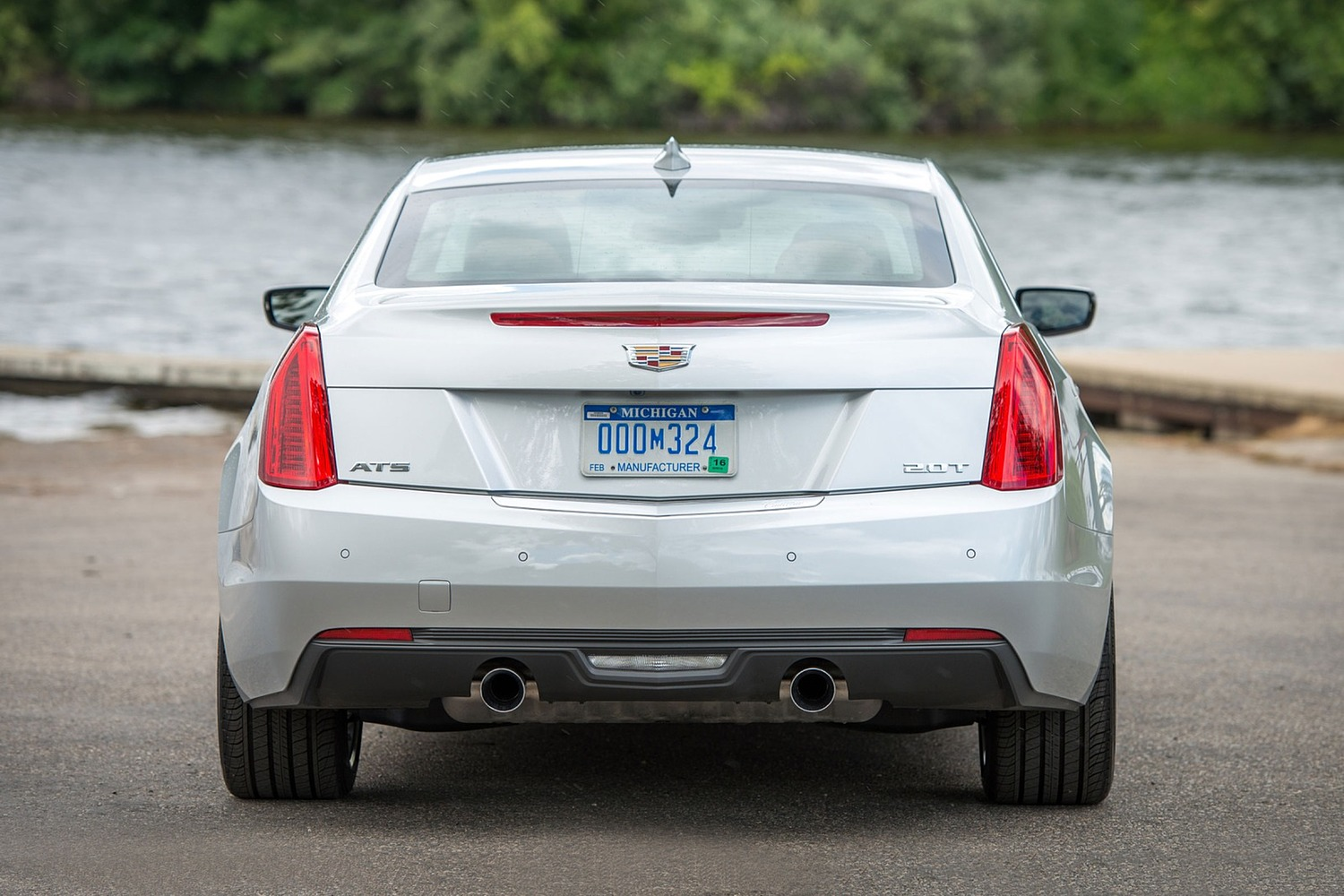 2018 Cadillac ATS Coupe Luxury Exterior