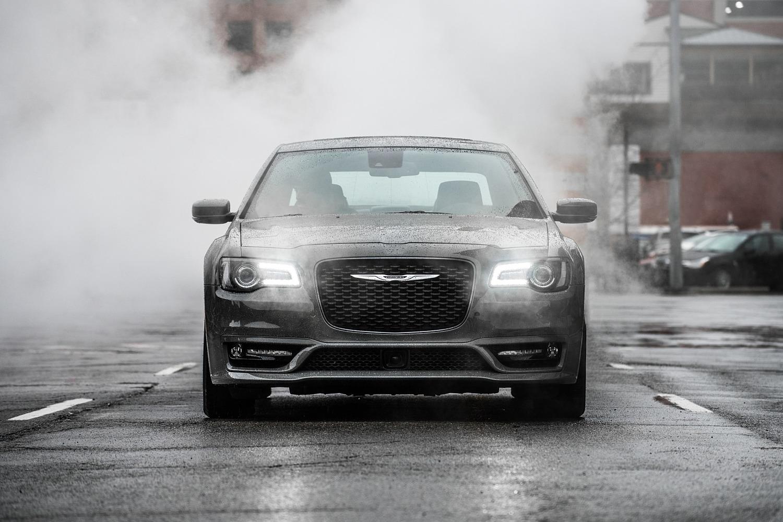 Chrysler 300 Sedan Front. S Model Appearance Package Shown
