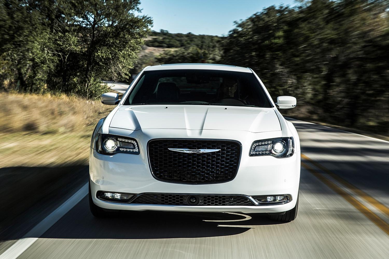 Chrysler 300 S Sedan Front. S Model Appearance Package Shown