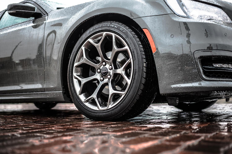 Chrysler 300 Sedan Wheel. S Model Appearance Package Shown