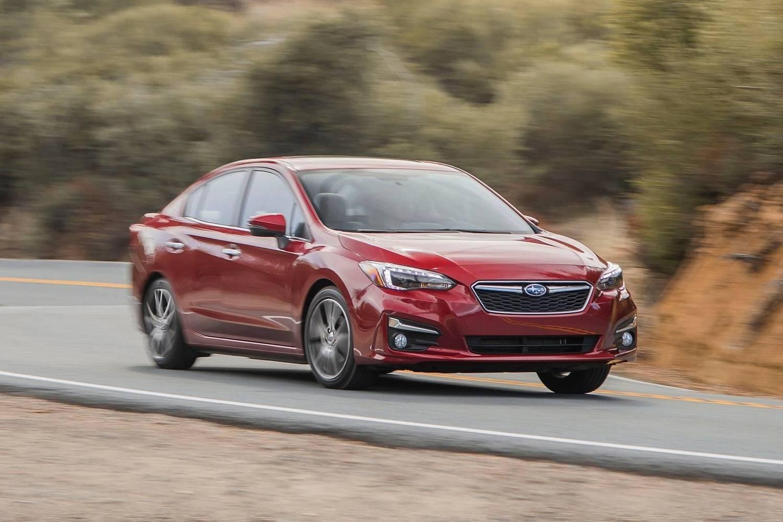 2018 Subaru Impreza 2.0i Limited Sedan Exterior Shown