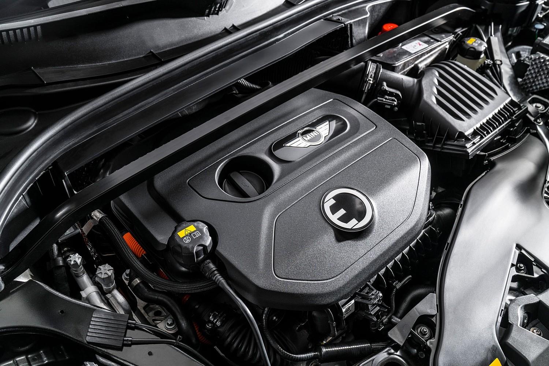 2018 MINI Countryman Cooper S E ALL4 Wagon 1.5L Gas/Electric Engine Shown