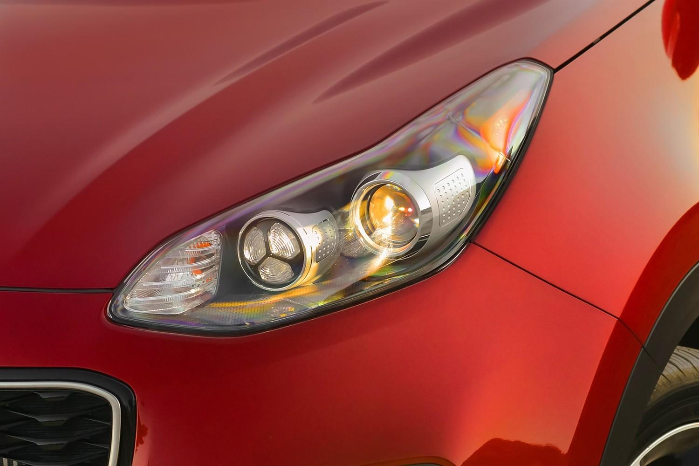 2018 Kia Sportage SX 4dr SUV Exterior Detail