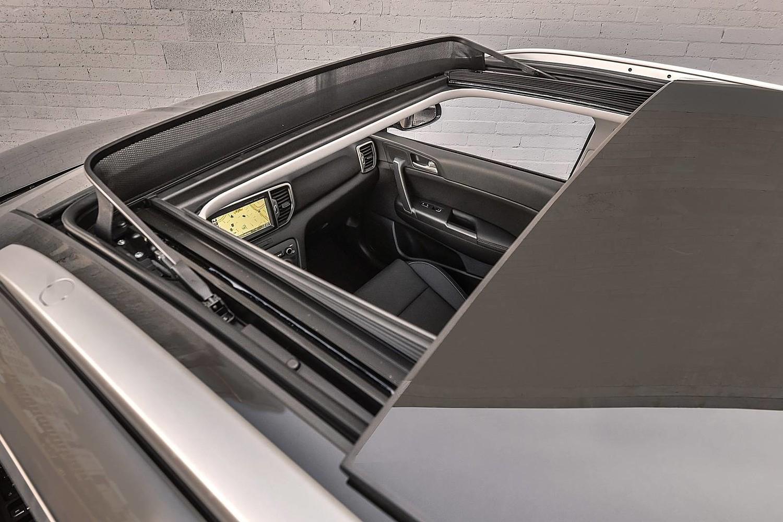2018 Kia Sportage EX 4dr SUV Exterior Detail