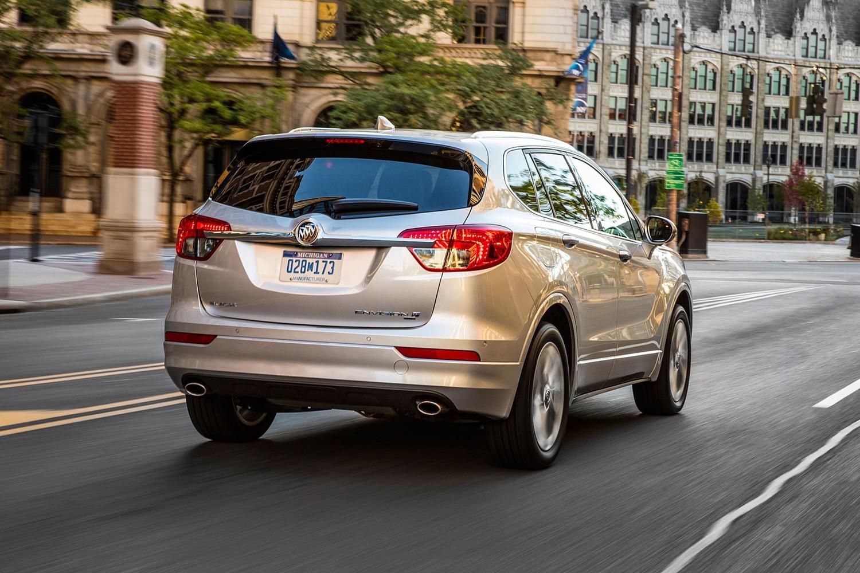 2018 Buick Envision Premium II 4dr SUV Exterior Shown