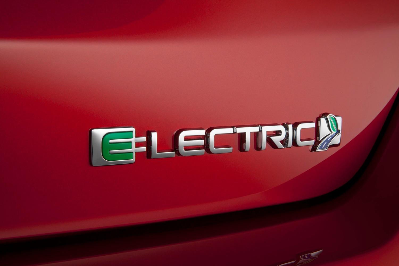 Ford Focus Electric 4dr Hatchback Rear Badge
