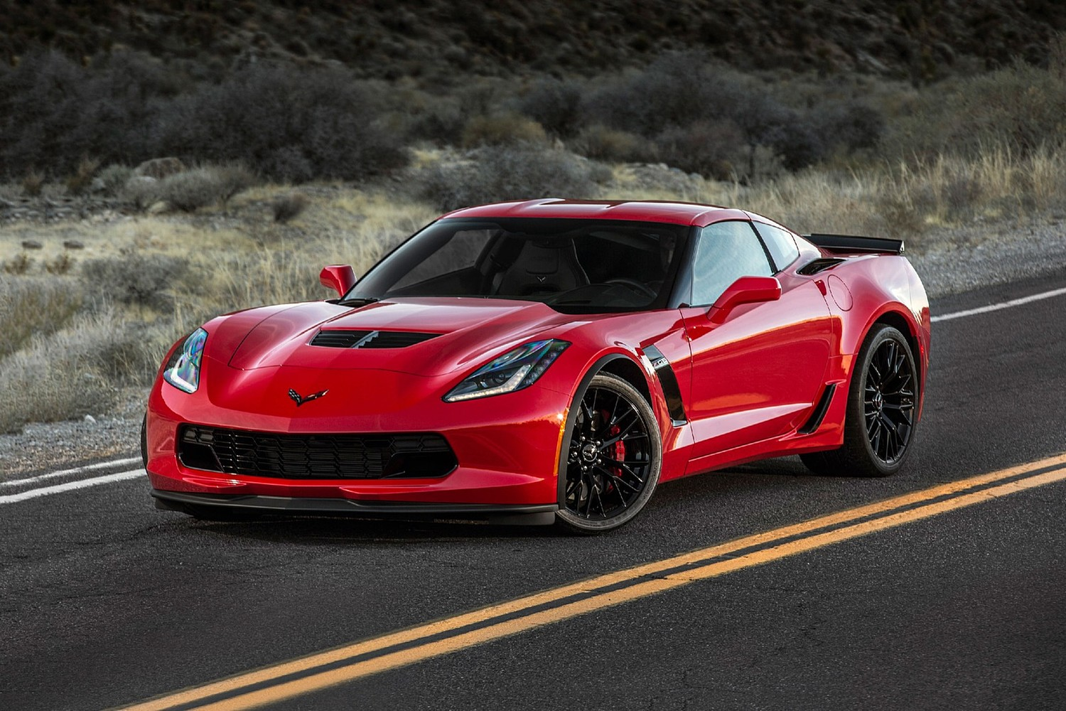corvette chevrolet z06 coupe chevy 3lz autospies built examples only vehie exterior