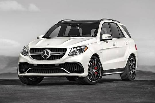 2018 Mercedes-Benz GLE-Class AMG GLE 63 S 4MATIC