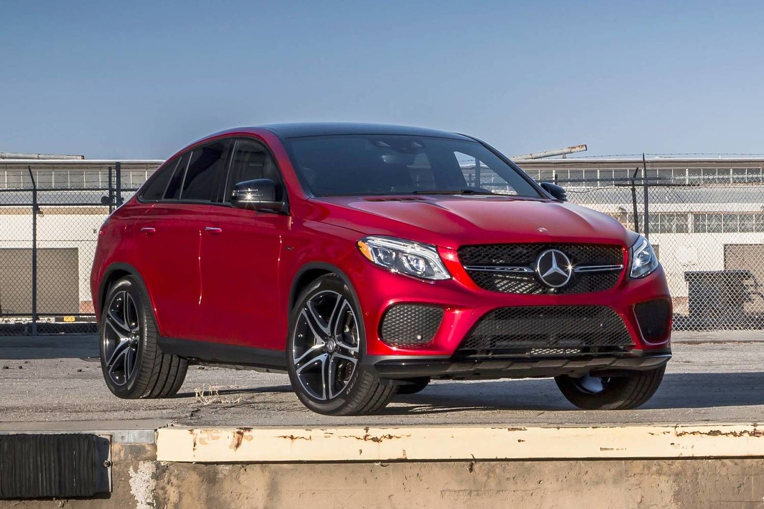2018 mercedes benz gle class coupe suv vehie. Black Bedroom Furniture Sets. Home Design Ideas