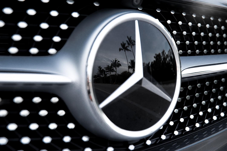 2018 Mercedes-Benz C-Class C 300 Coupe Front Badge