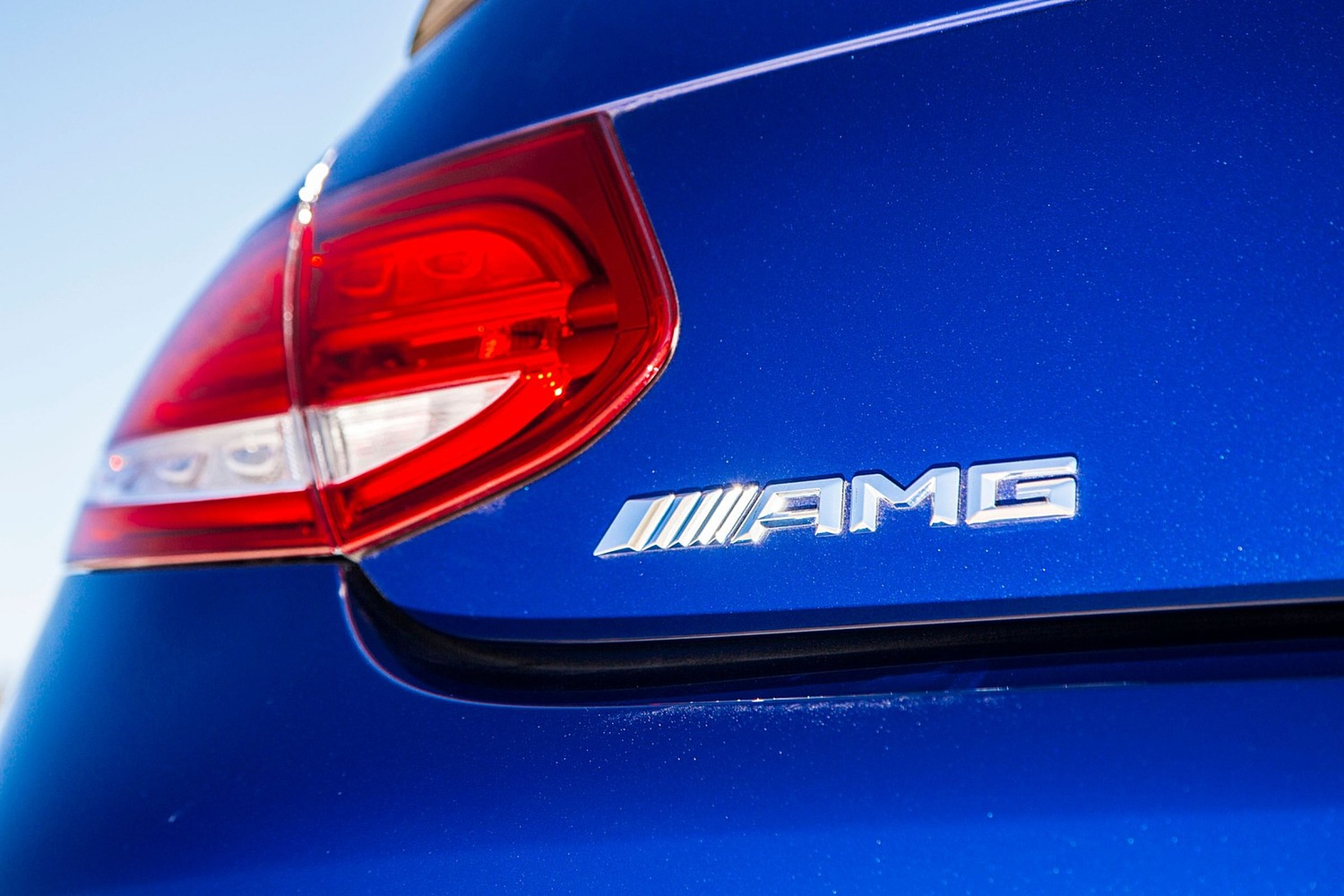 2018 Mercedes-Benz C-Class AMG C 63 S Coupe Rear Badge