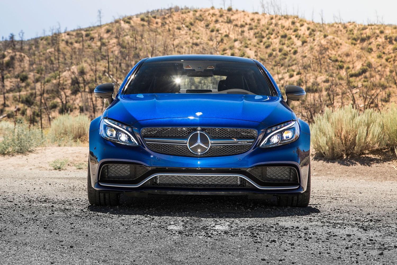 2018 Mercedes-Benz C-Class AMG C 63 S Coupe Exterior