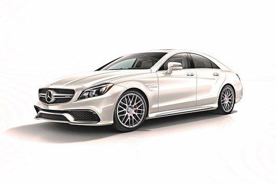2018 Mercedes-Benz CLS-Class AMG CLS 63 S