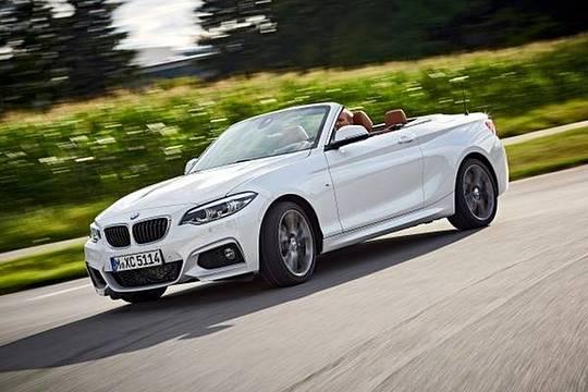 2018 BMW 2 Series Convertible