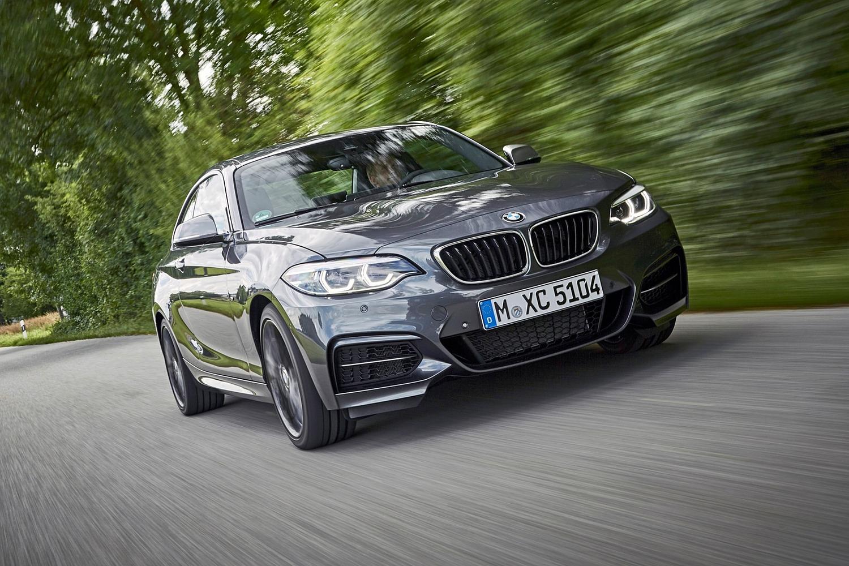 2018 BMW 2 Series M240i xDrive Coupe Exterior. European Model Shown.