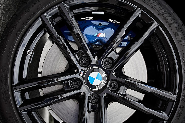 2018 BMW 2 Series M240i xDrive Coupe Wheel