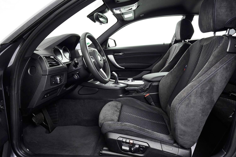 2018 BMW 2 Series M240i xDrive Coupe Interior