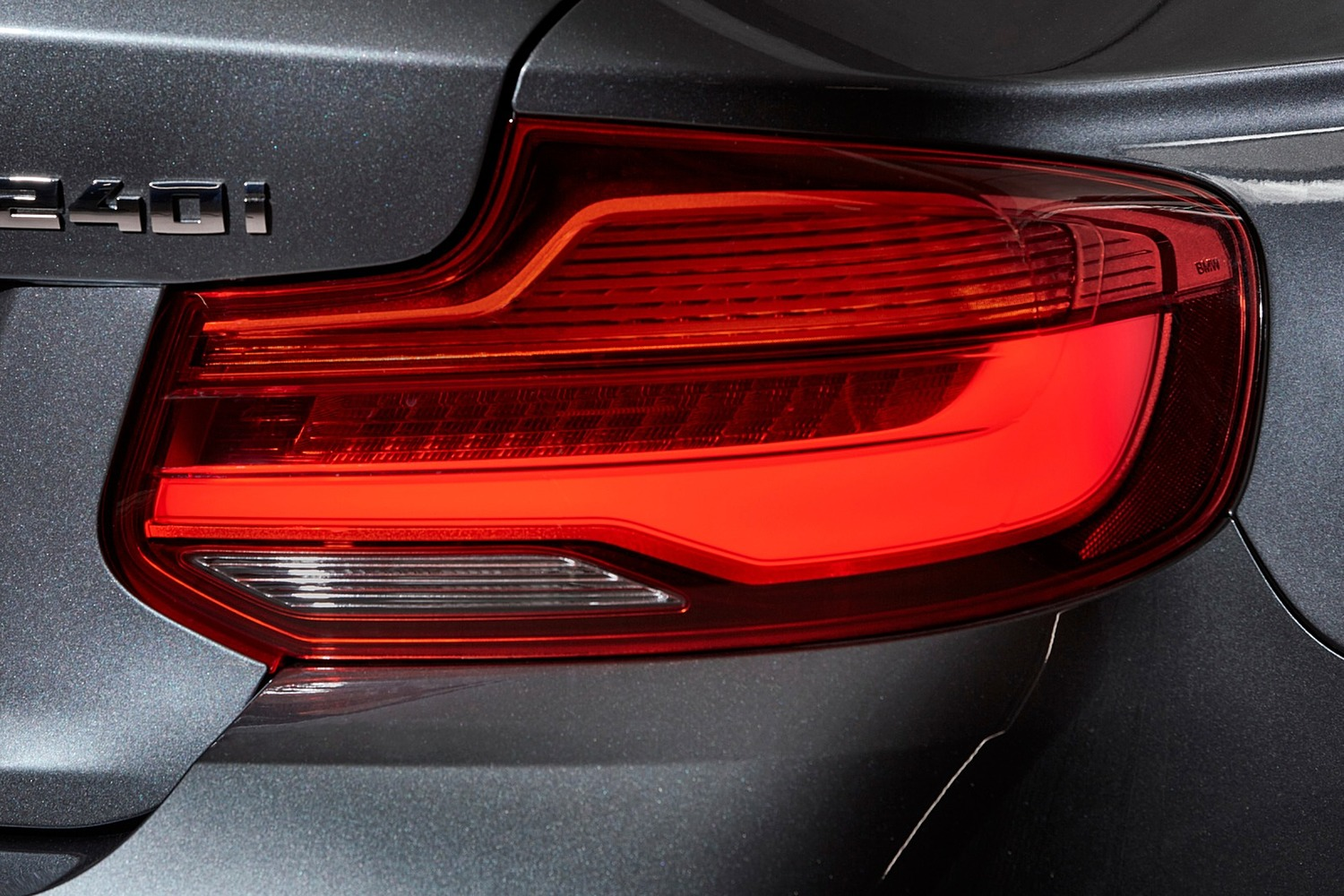 2018 BMW 2 Series M240i xDrive Coupe Exterior Detail