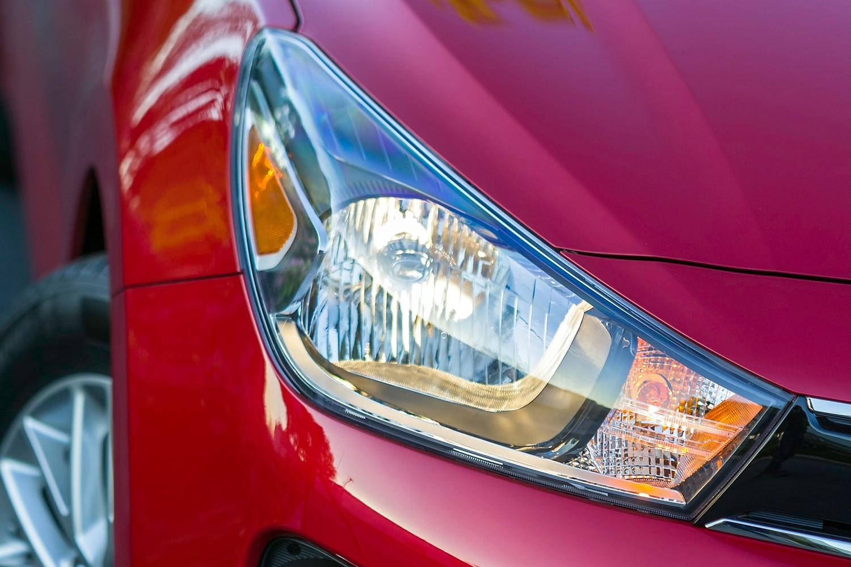 2018 Kia Rio EX 4dr Hatchback Headlamp Detail