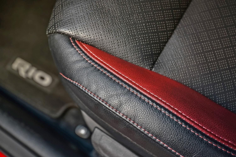 2018 Kia Rio EX 4dr Hatchback Interior Detail