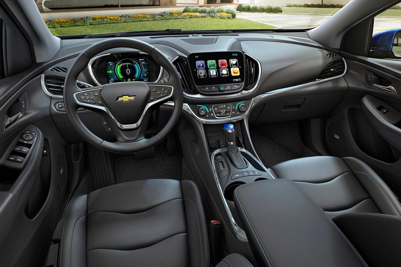 2018 Chevrolet Volt Premier 4dr Hatchback Dashboard