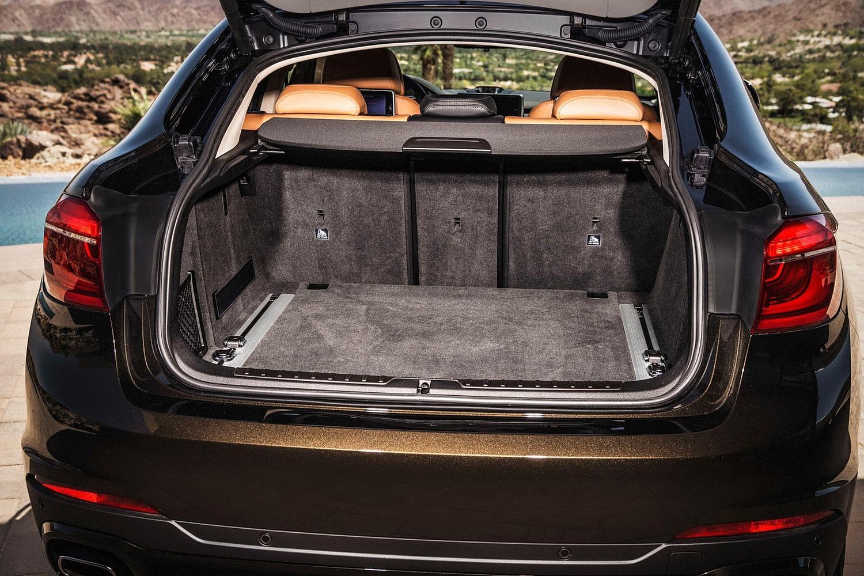 2018 BMW X6 xDrive50i 4dr SUV Cargo Area