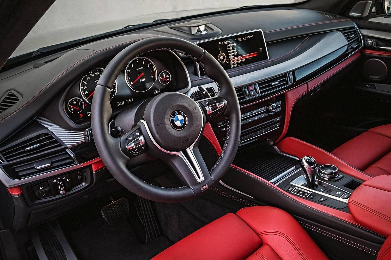BMW X5 M 4dr SUV Interior
