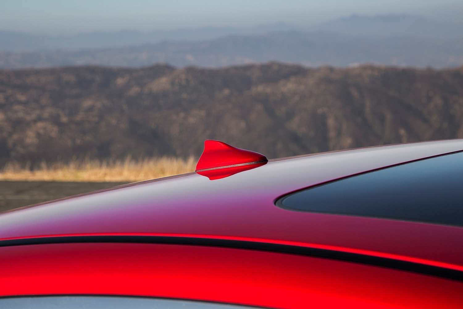 2018 INFINITI Q60 RED SPORT 400 Coupe Exterior Detail