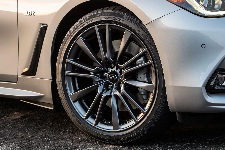 2018 INFINITI Q60 3.0t SPORT Coupe Wheel