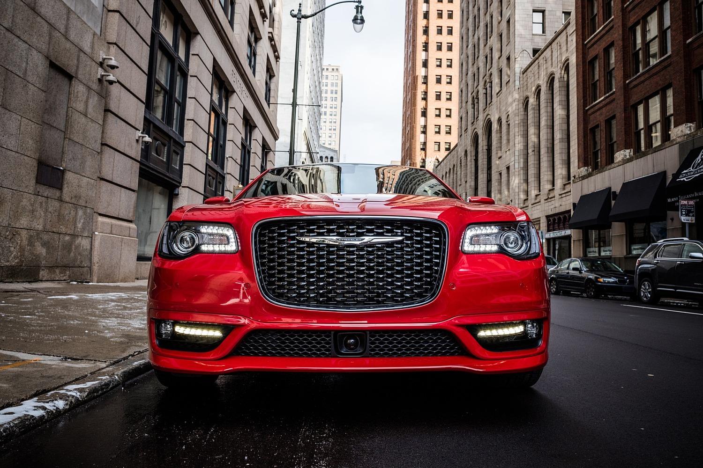 2018 Chrysler 300 S Sedan Front Badge